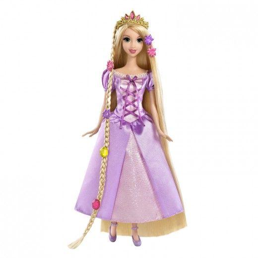 68 Best Images About Rapunzel Barbie On Pinterest