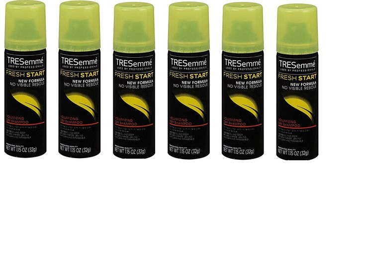 Tresemme Fresh Start Volumizing Dry Shampoo, 1.15 Oz Travel Size Pack of 6 (Six) * You can get more details by clicking on the image.