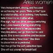 aries woman quotes - Google Search