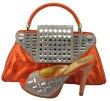 New Charming Italienische Schuhe Mit Passenden Taschen Set Hohe Qualität African Schuhe Und Taschen Für Hochzeit 1308-36 //Price: $US $62.05 & FREE Shipping //     #cocktailkleider