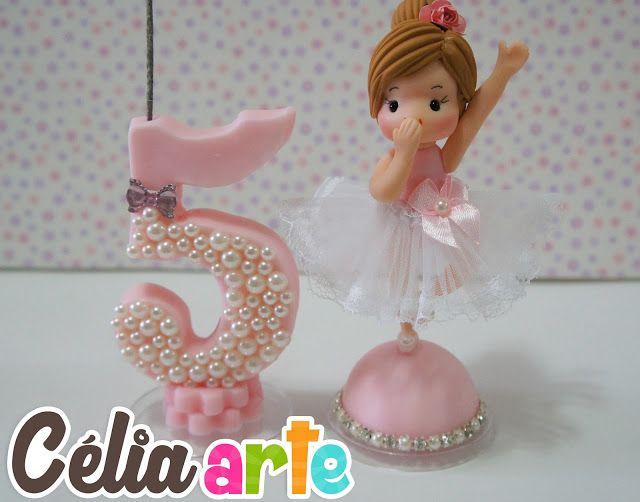 Ateliê Celia Arte: Bailarina