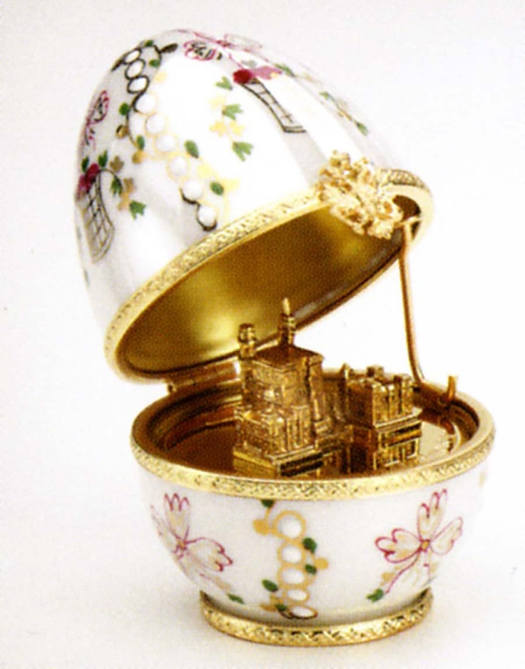 how to tell a real faberge egg