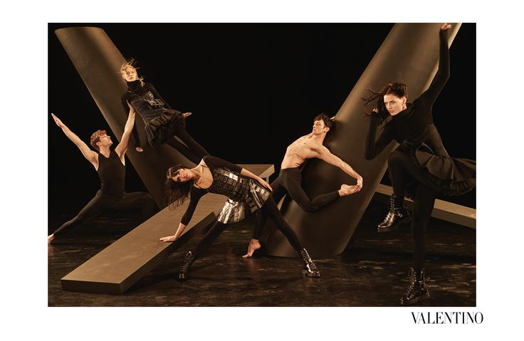 womens volleyball shoes 2012 Valentino Fall Winter 2016 17 Advertising Campaign