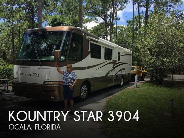2003 Newmar Kountry Star 3904 for sale Ocala, FL RVT