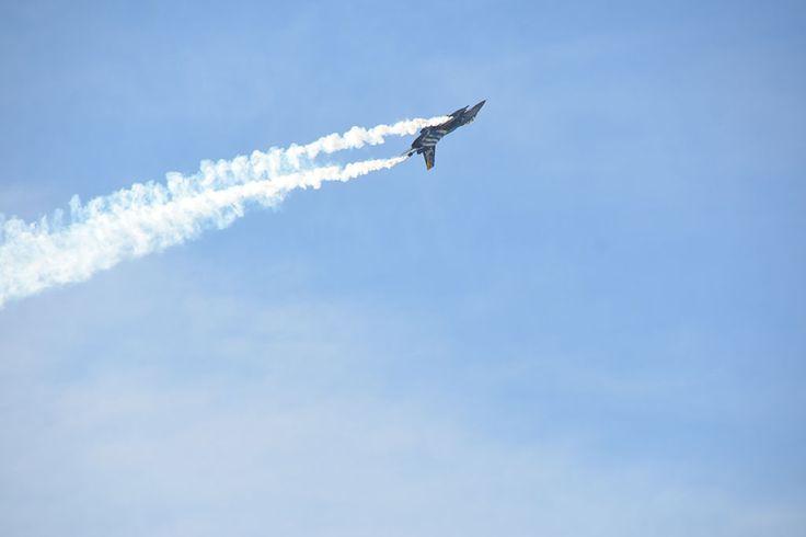 Γιορτή Πολεμικής Αεροπορίας: Εντυπωσίασε η επίδειξη στο Φάληρο. 2016