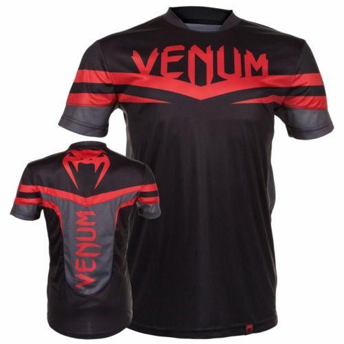 T-shirt VENUM Dry Tech ™ sarà il prossimo nuovo standard per i combattenti UFC!