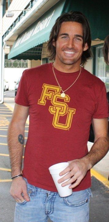Jake Owen @Florida State University #FSU #noles #gonoles