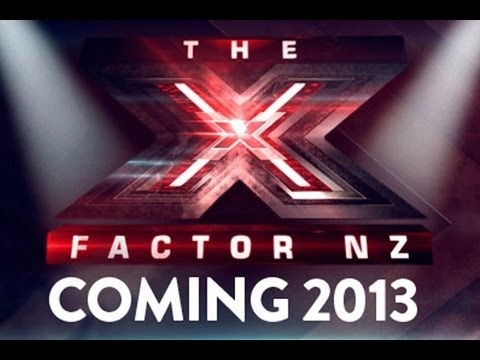 I'm just talking about X factor New Zealand