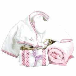 34 best personalized baby girl gifts images on pinterest baby the personal one baby girl gift basket a personalized baby gift basket to welcome a negle Images