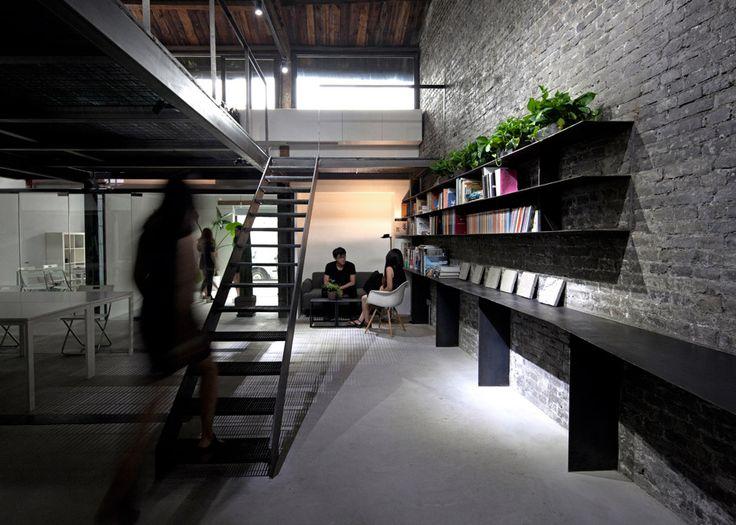 Cha'er Hutong 3 by reMIX studio