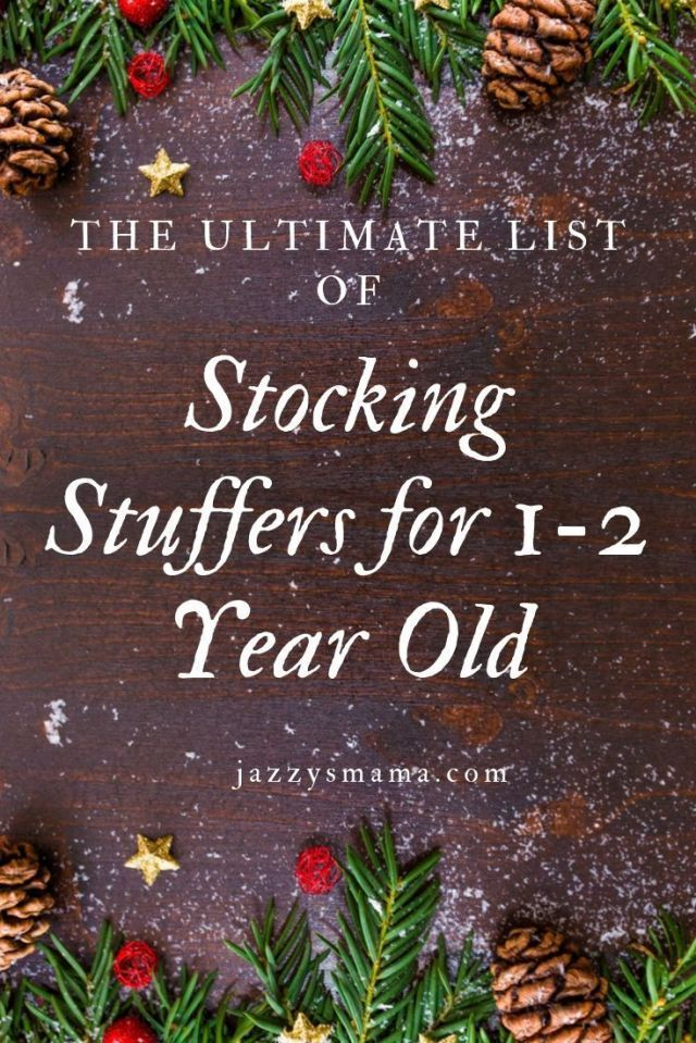 2020 2 Year Old Christmas Ornament  Stocking Stuffer Ideas for 1 2 Year Old   jazzysmom.in 2020