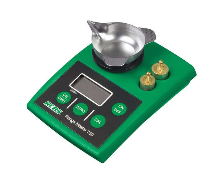 Need a RCBS Reloading Scale? Check out the Rangemaster 750 at sunsetsalesdirect.com