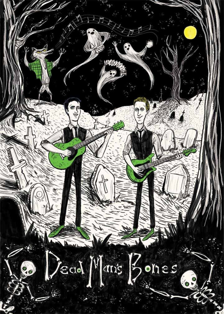 Dead Man's Bones-Ryan Gosling & Zach Shields