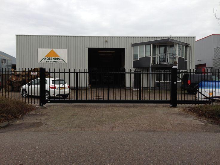 ABC Hekwerk Noord-West haar antwoord op fraai, gebruiksvriendelijk en betrouwbare terreinbeveiliging