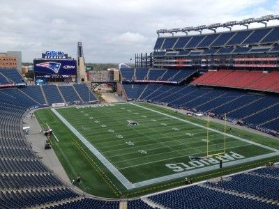 The Patriots will host the Jaguars in the first preseason game. (Mike Petraglia/WEEI.com)