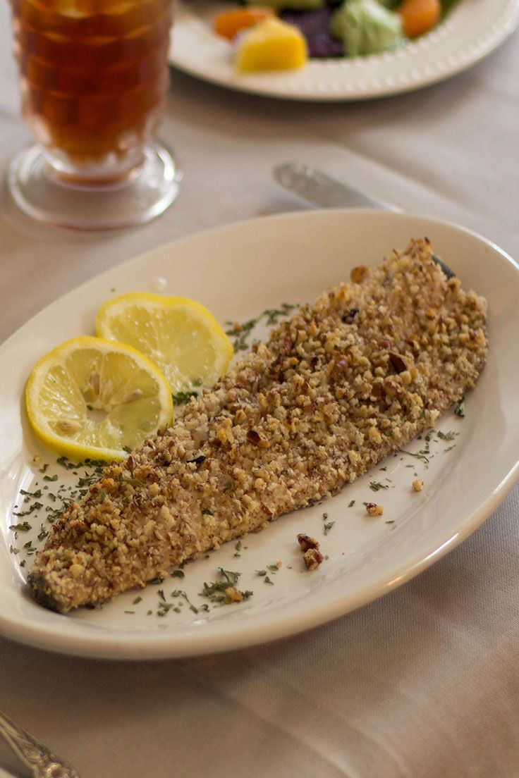 Pecan crusted trout recipe a delicious summer fish for Delicious fish recipes