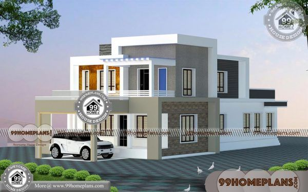 3d Exterior Home Design With 100 Double Floor Home Design Plans Home Design Plans Two Storey House Plans House Exterior