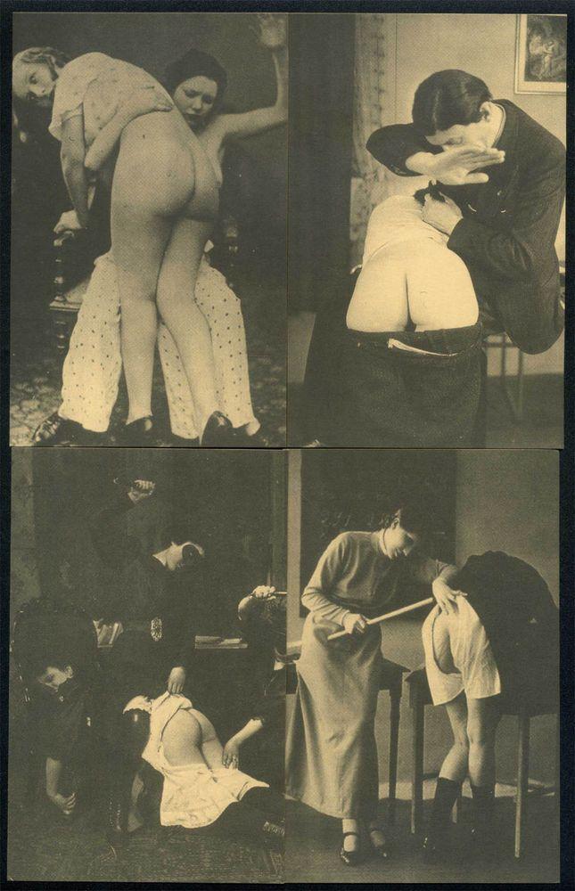 Vintage Nude Postcard 88