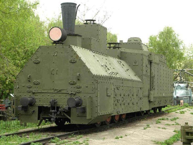 Armors Train