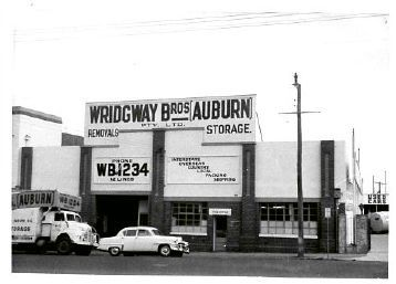 Did you know we built the first multi-storey furniture repository in Auburn, Victoria in 1934, solely for #furniture #storage? www.santafewridgways.com