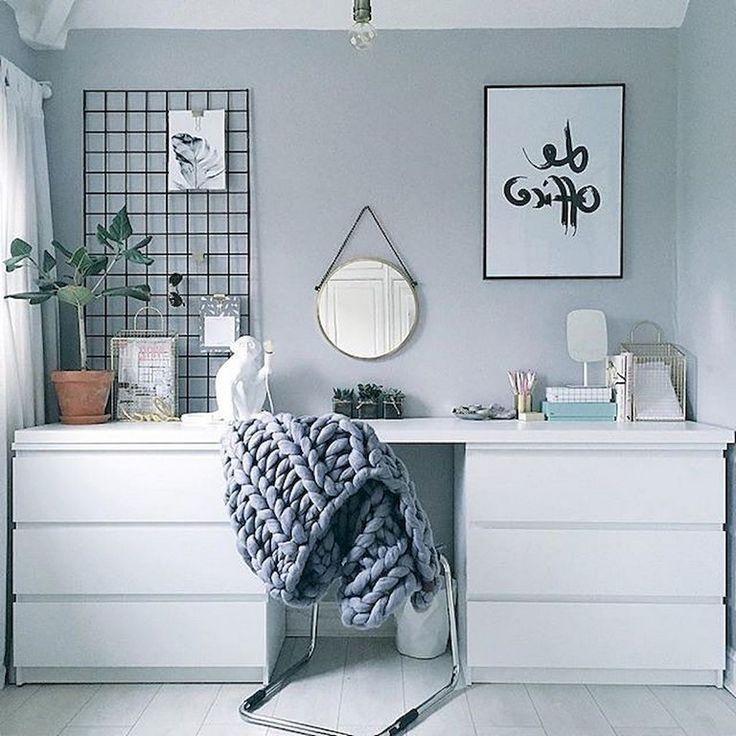 60+ Erstaunliche IKEA Hacks schmücken Schlafzimmer mit kleinem Budget