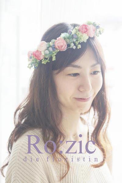 preserved flower http://rozicdiary.exblog.jp/25989924/