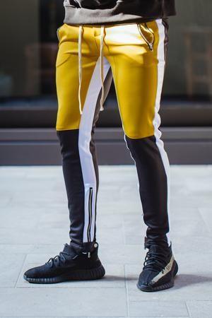 51a974daf76 Biker Track Pants V2 in 2019 | Street style | Pants, Mens tights ...