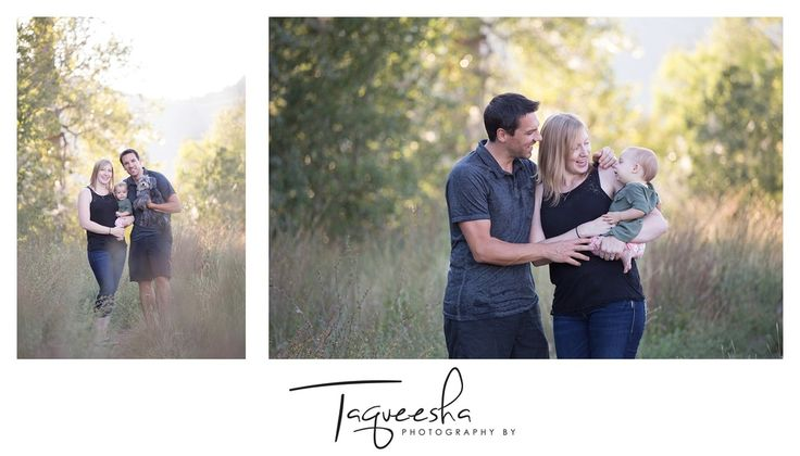 Kamloops Family Photographer, summer evening session. Photography by Taqueesha