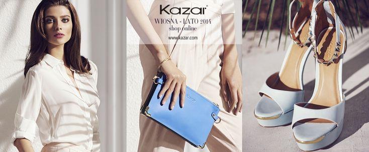 KAZAR - Trendy w modzie - Domodi.pl