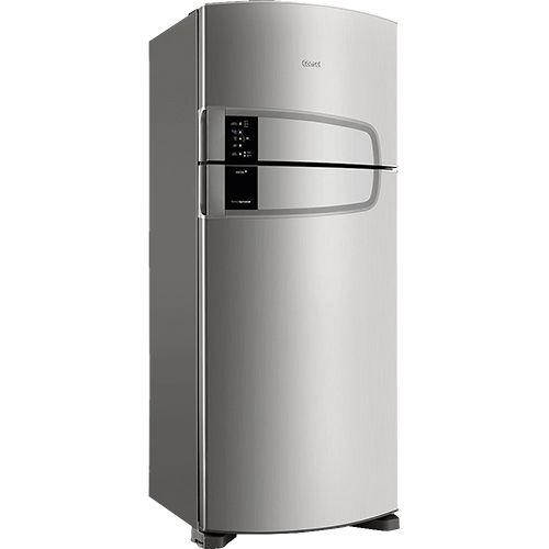 Shoptime Geladeira/Refrigerador Consul Frost Free Bem Estar Evox 405 Litros Platinum R$1754,91 - Boleto