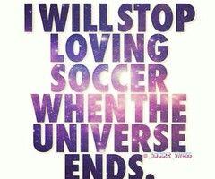 Living that soccer life