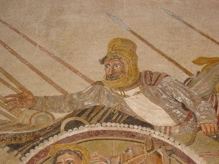Darius close up - Alexander Mosaic - Wikipedia