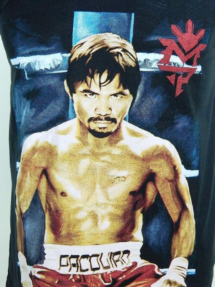 Manny Pacman Pacquiao Boxing Elite Authentic Black Sleeveless Mens Tank Top #EliteAuthentic #TankTop