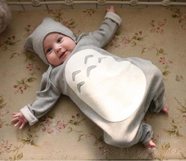 Nieuwe collectie 2015 baby kids katoen jumpsuit kinderen franse badstof herfst kleding o hals grijs kleur rompertjes gratis verzending
