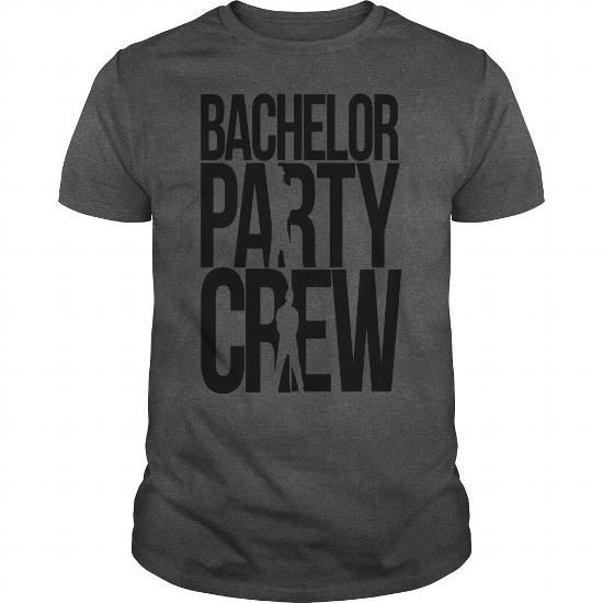 Bachelor Party Crew T-Shirts