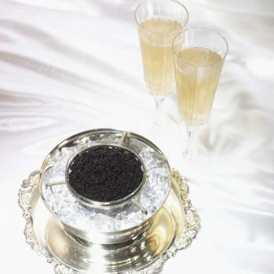 What to Serve with Caviar