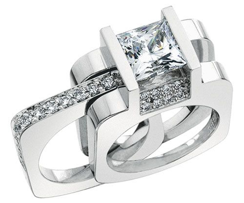177 best Men rings images on Pinterest Rings Pinky rings and