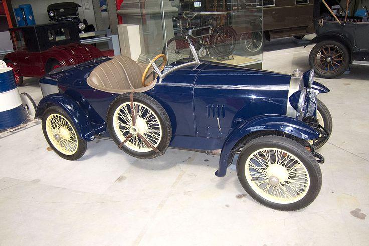 1921 Bugatti type 23 Brescia roadster - Bugatti Type 13 - Wikipedia