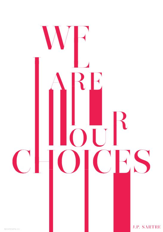 Our favourite inspirational quotes typography posters on Pinterest- 1 – www.posterama.co