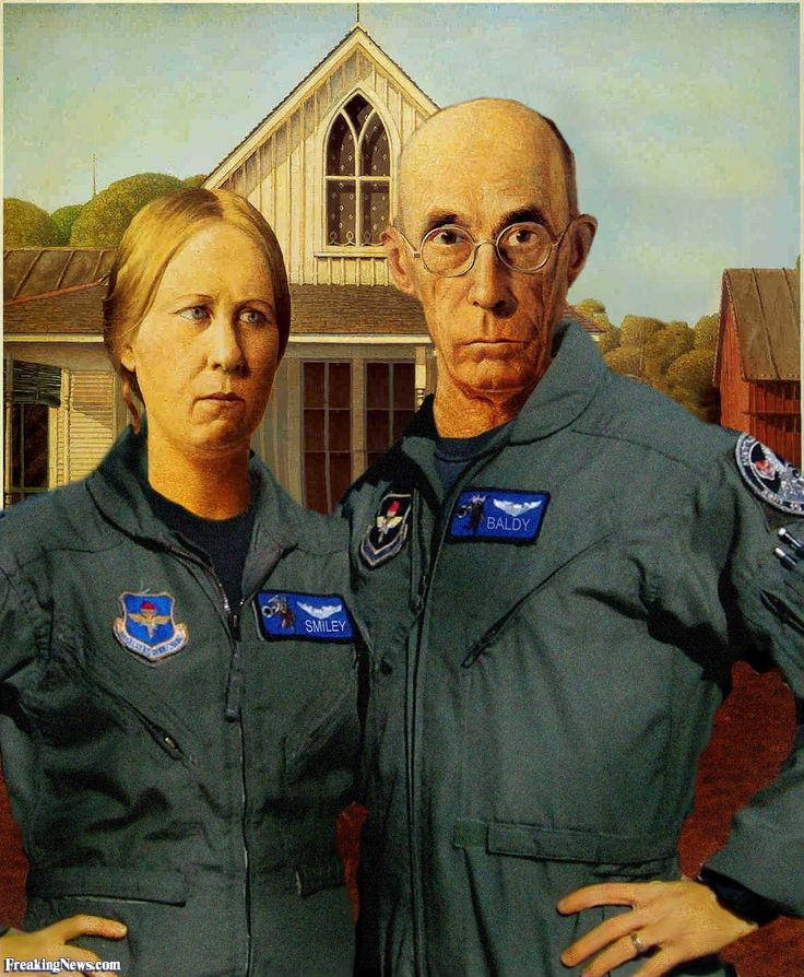 American Gothic A Collection Of Art Ideas To Try Gothic