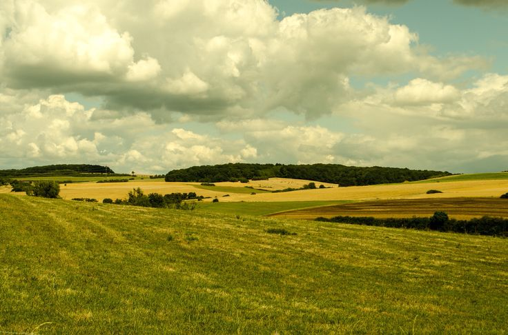 Landschap in Luxemburg