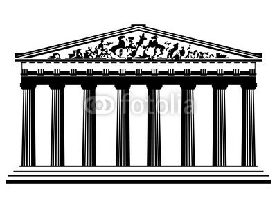 parthenon graphic