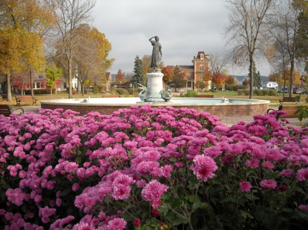 Windom Park, Winona, MN - Named after William Windom, Great Grandfather of the acclaimed actor