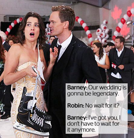 Robin How I Met Your Mother Husband