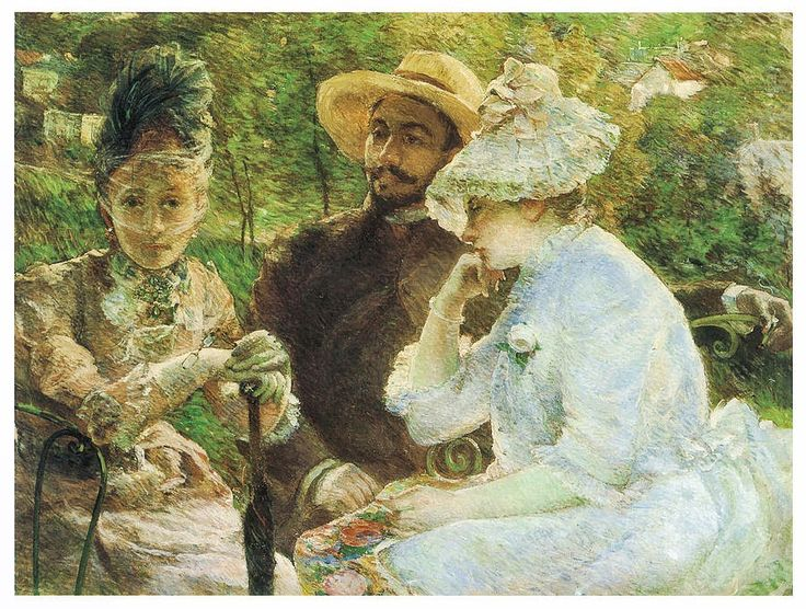 French impressionist artists essay