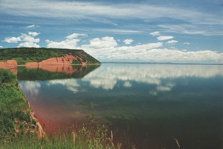 Blomidon, NS - A great place to hike!