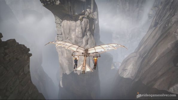 Capitolo 4 • Brothers: A Tale of Two Sons