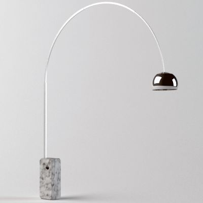 FLOS | Arco Lamp | Floor Lamps | Share Design | Home, Interior & Design Inspiration