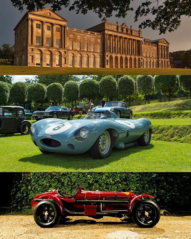 Heveningham Hall in Suffolk once again plays host on 8th & 9th July to a Concours d'Elegance where some 50 of the most iconic cars that the automotive industry has ever produced. The event coincides with the annual country fair which itself attracts over 20,000 visitors who enjoy everything from aerobatic displays