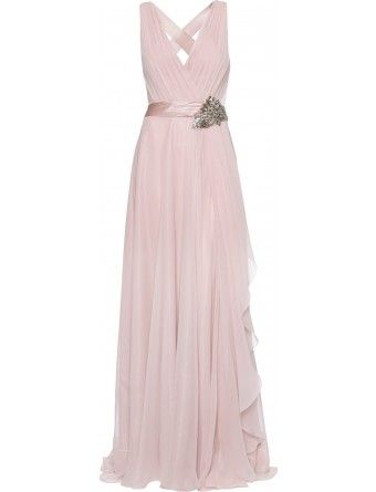 ...loving this dusky pink by Jenny Packham..